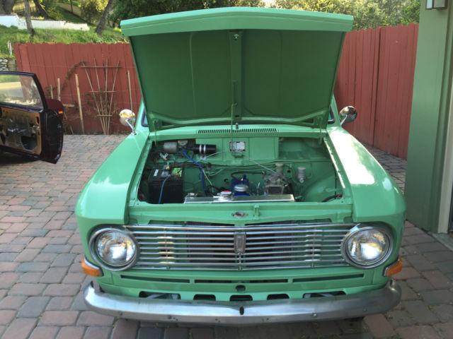 1966 Datsun 1300 520 Rare Pickup Truck Restored No Reserve