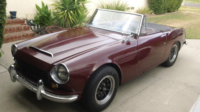 1966 Datsun Other SP311