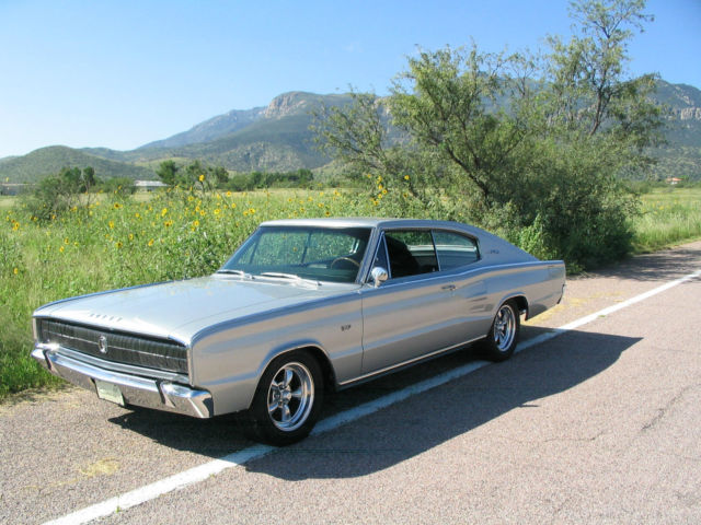 1966 Dodge Charger Charger