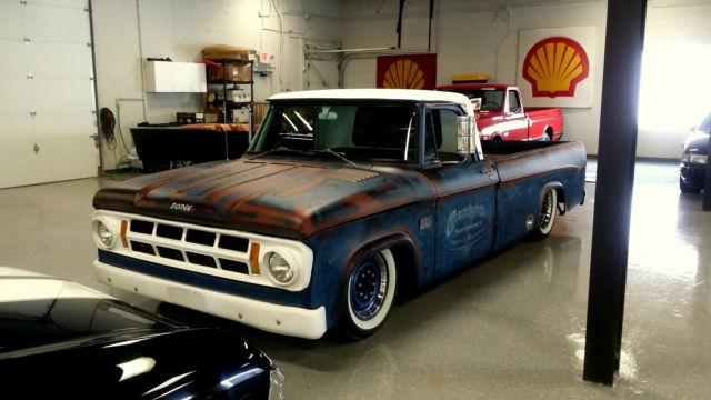 1966 Dodge Other Pickups D100