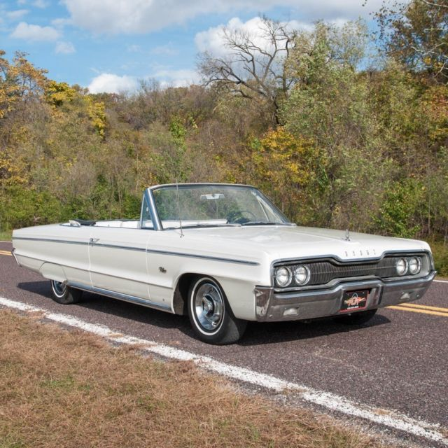 1966 Dodge Polara Polara 500 Convertible