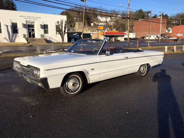 1966 Dodge Polara Convertible