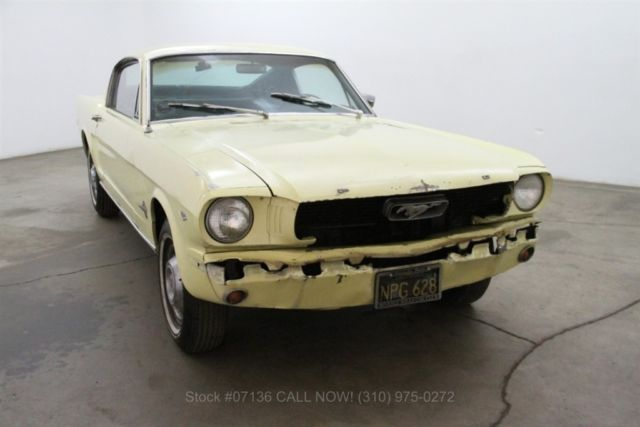 1966 Ford Mustang Fastback 289