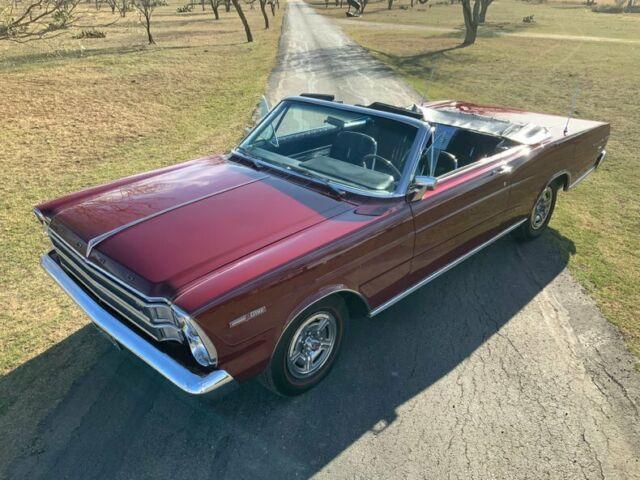1966 Ford 7 Litre Very Rare 4-Speed Convertible