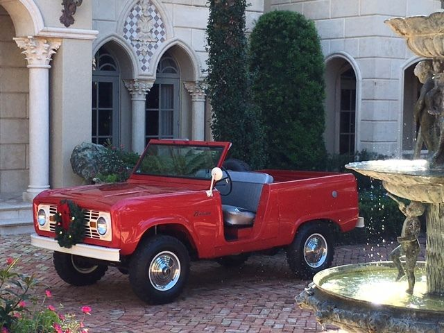 1966 Ford Bronco Roadster