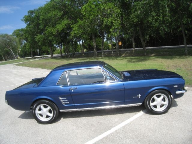1966 Ford Mustang 289 Auto