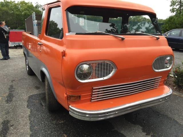 1966 Ford E-Series Van