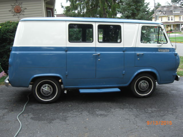 1966 Ford E-Series Van ECONOLINE HEAVY DUTY