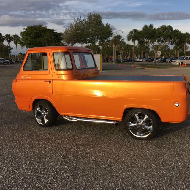 Small Ford Truck: RARE WITH SMALL BLOCK V8 For