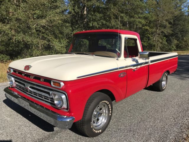 1966 Ford F-100 NO RESERVE