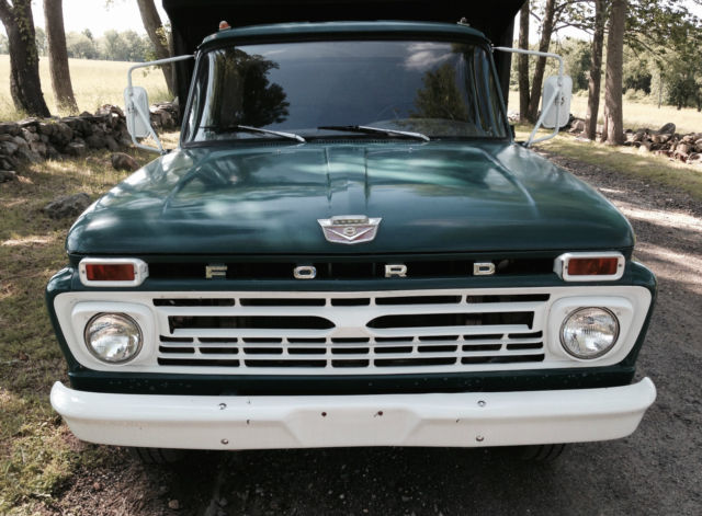 1966 Ford F-350 Heavy Duty