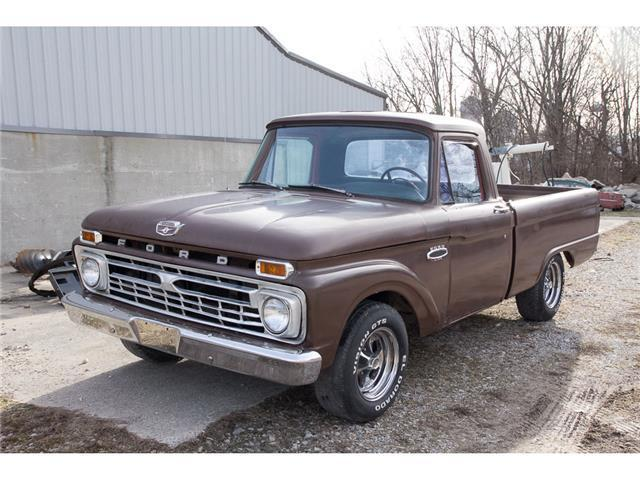 1966 Ford F-100 --