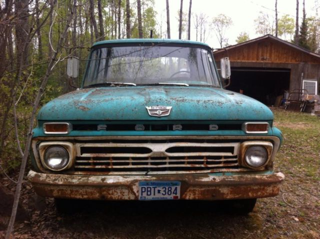 1966 Ford F-100 pick up