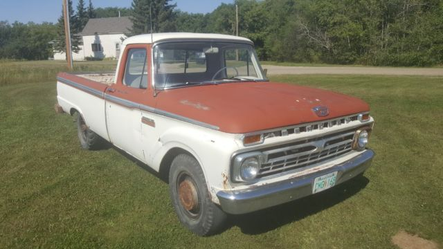1966 Ford F-250 Mercury