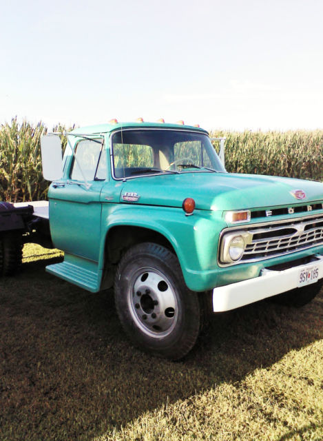 1966 FORD F600 Pickup Truck for sale: photos, technical ...