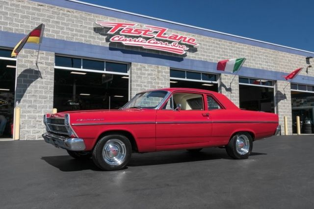 1966 Ford Fairlane 4 Wheel Power Disc Brakes A/C