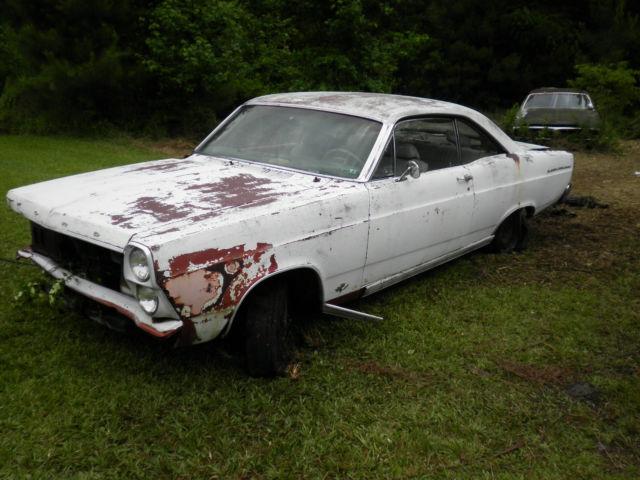 1966 Ford Fairlane 500 2door Hardtop