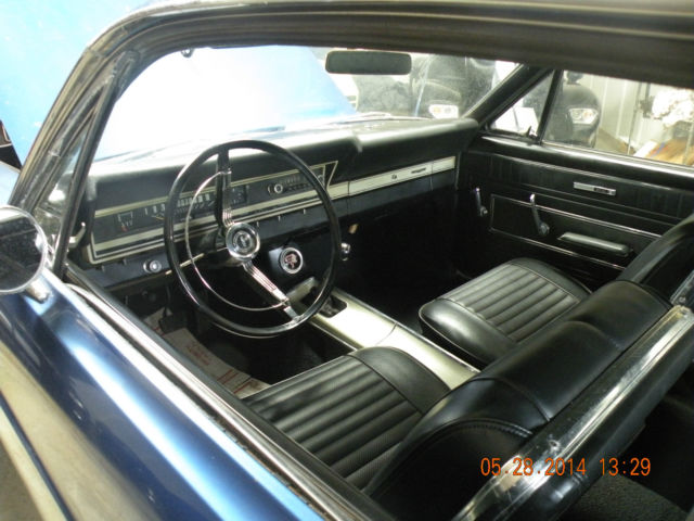 1966 Ford Fairlane 500 Xl 427 Fe Engine For Sale Photos