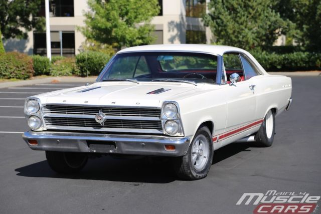 1966 Ford Fairlane GT-A