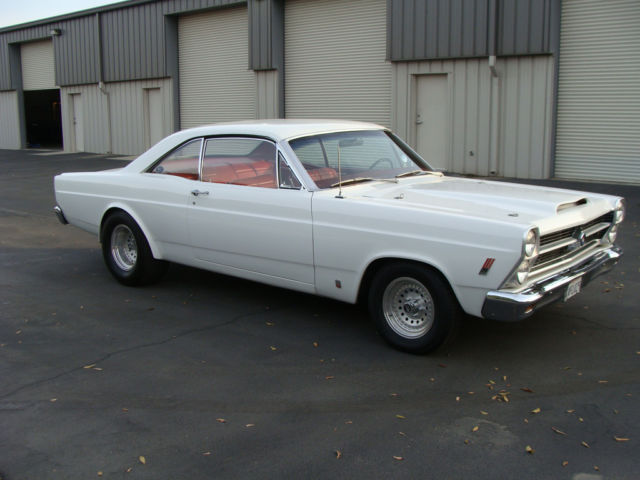 1966 Ford Fairlane 2 door coupe