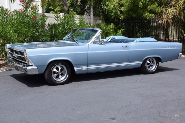 1966 Ford Fairlane GTA Tribute Convertible 390CI V8 Auto