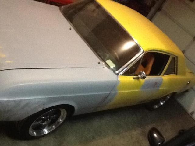 1966 Ford Falcon Sport Coupe Customized Hot Rod Street