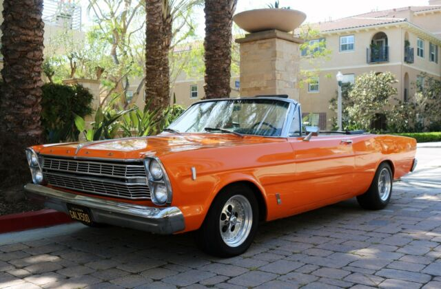 1966 Ford Galaxie base