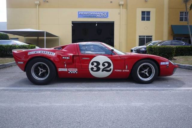 1966 FORD GT40 MK1 REPLICA MADE BY RCR DELUXE PLUS MOD for