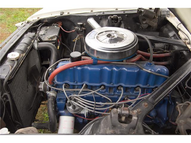 1966 Ford Mustang 66,200 Miles Wimbledon White Coupe 200 Inline 6