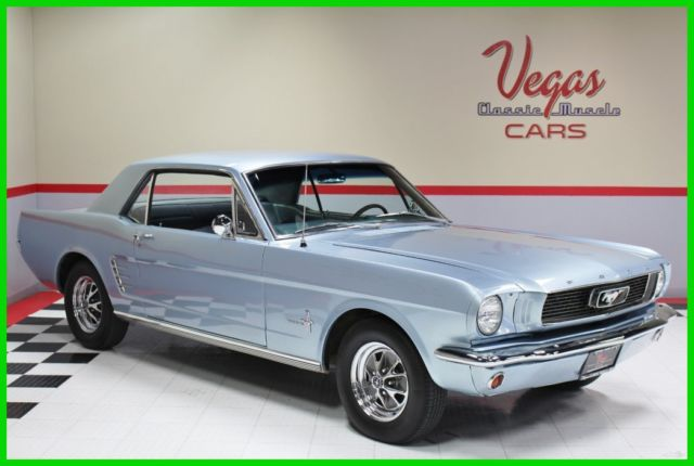 1966 Ford Mustang 1966 Ford Mustang Beautiful paint and great driver