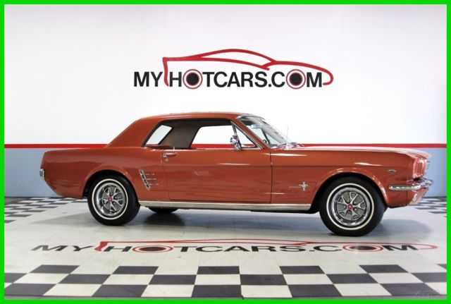 1966 Ford Mustang 1966 Mustang 289 Automatic Coupe