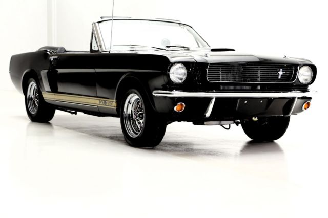 19660000 Ford Mustang