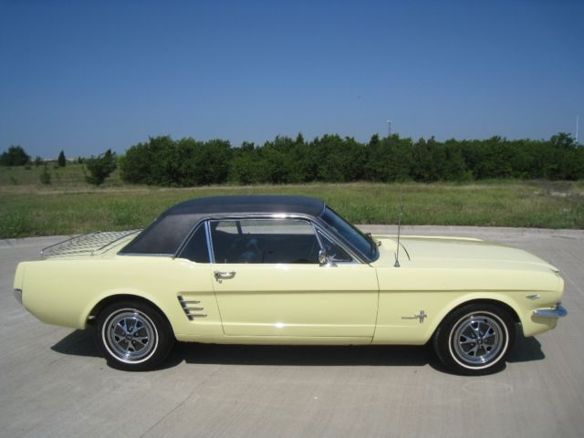 1966 Ford Mustang 289 w/ Disc