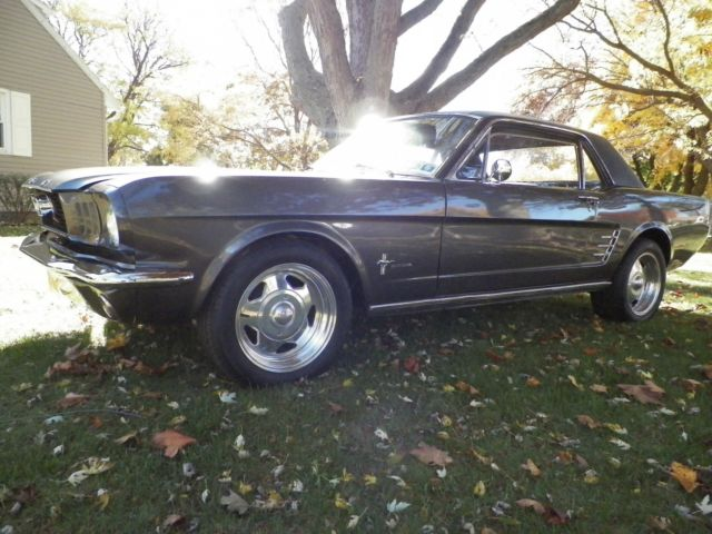 1966 Ford Mustang BASE