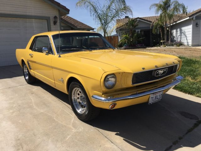 1966 Ford Mustang Coupe, Excellent condition!