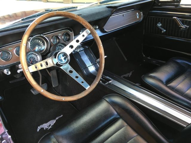 1966 ford mustang fastback 2 2 pony interior for sale photos technical specifications description for 1966 ford mustang pony interior