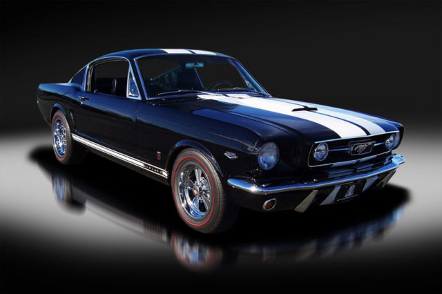 1966 Ford Mustang Fastback. GT. Custom. Boss 347. Must Read and See.