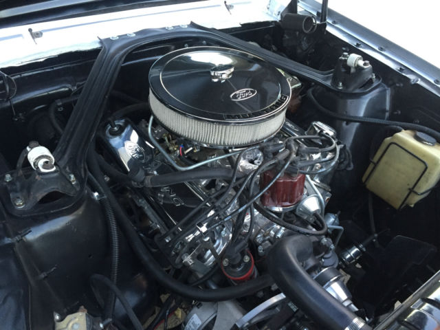 1966 ford mustang fastback gt350 replica ford racing for Ford stroker motor sizes