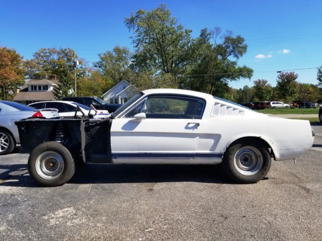 1966 Ford Mustang GT 289 Fastback A Code