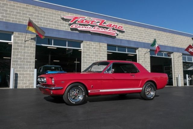 1966 Ford Mustang GT 4 Speed