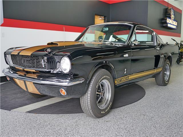 1966 Ford Mustang GT350H