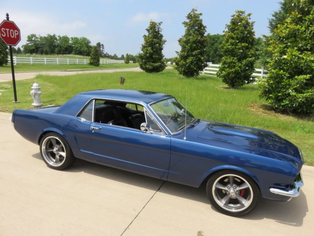 1966 Ford Mustang V8 Auto