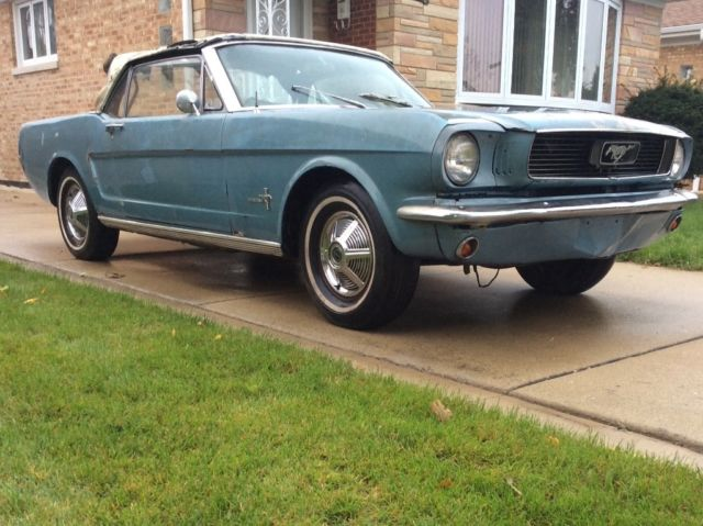 1966 Ford Mustang Sprint