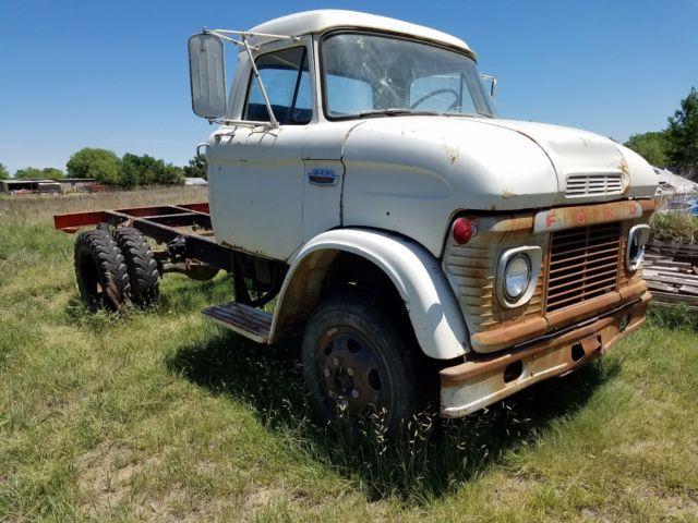prevnext & 1966 FORD N600 N SERIES COE PATINA SHOP FARM PROJECT TRUCK CAR ... markmcfarlin.com
