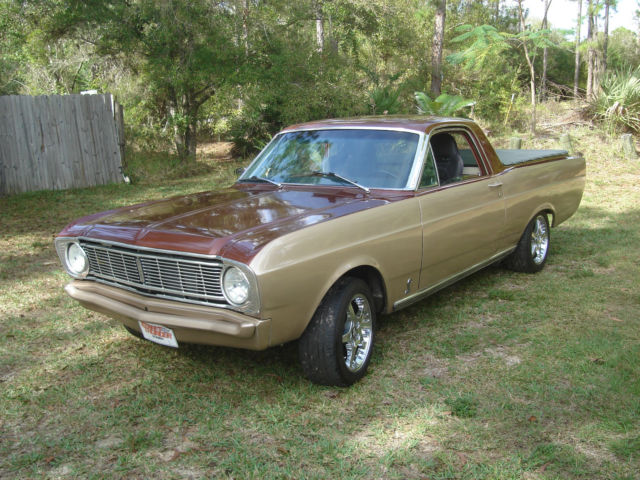 1966 Ford Ranchero Street Mod For Sale Photos Technical