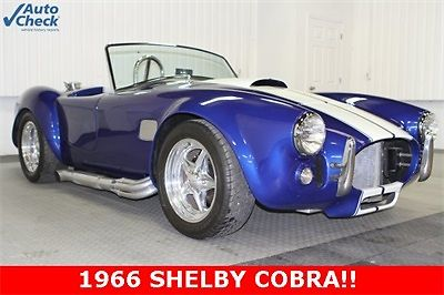 1966 Ford Mustang Shelby Cobra