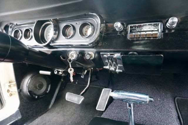 1966 Ford Shelby Mustang GT350 Fastback Tribute, Clone