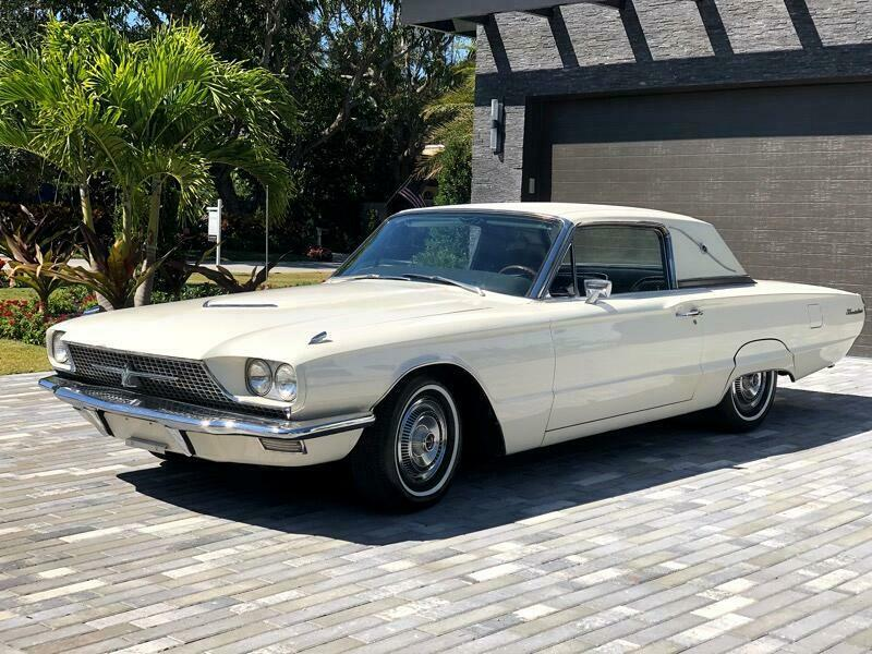 1966 Ford Thunderbird 2dr Coupe LX