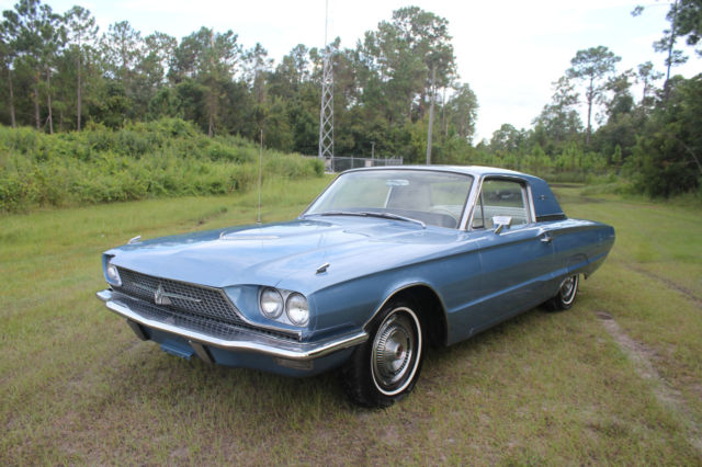 1966 Ford Thunderbird 390 Must See Call Don't Miss  407-832-1759