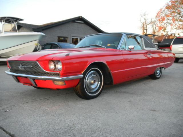 1966 Ford Thunderbird LANDAU COUPE